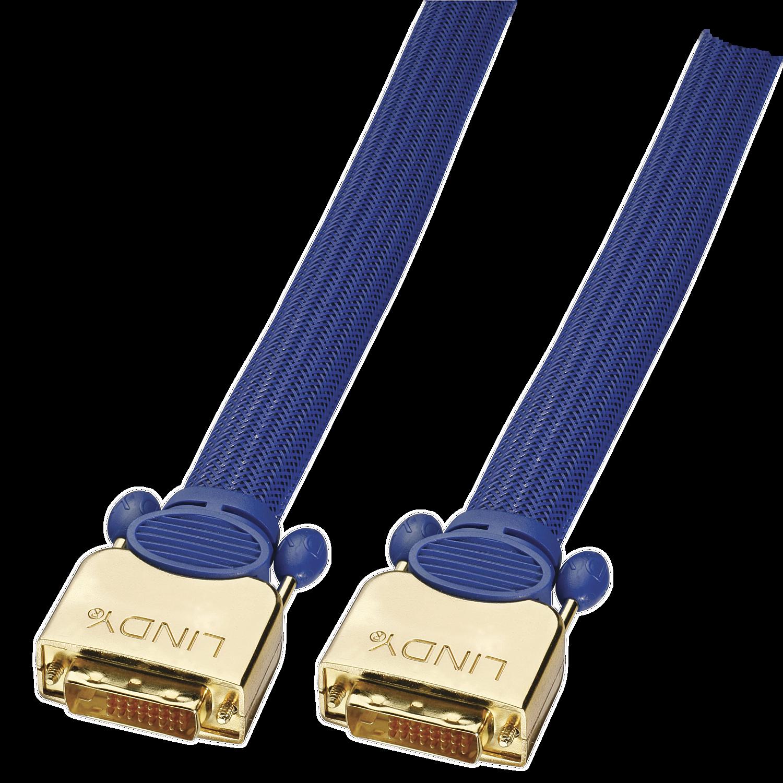 DVI-D Dual Link Long Distance Kabel 10m